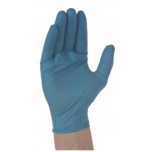 204020 Nautix - Boite 100 gants jetables nitrile XL